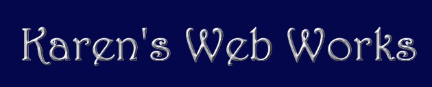 Karen's Web Works Logo